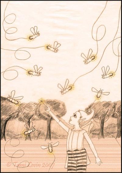 Lemondrop_leads_fireflies